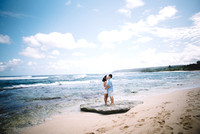 Huy + Bin: North Shore Mini Session